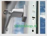 Raamboom draai/kiep afsluitbaar aluminium F1
