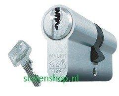 Certificaat MLS FP2 cilinder MAUER SKG** merkpatent