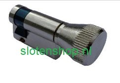 Halve knopcilinder Eco