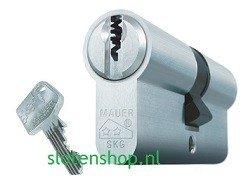 Certificaat MLS cilinder MAUER SKG** merkpatent