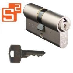S2S6 cilinder Safe & Secure SKG**®
