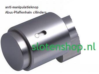 Beveiligde knop voor abus paffenhain knopcilinders