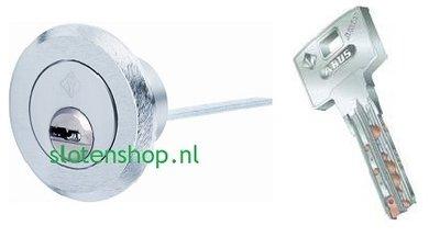 BRAVUS staartcilinder met certificaat Abus Pfaffenhain SKG3®