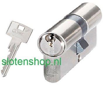 ZOLIT 1000 cilinder (certificaat sleutel) Abus-Pfaffenhain SKG**® Prima keuze