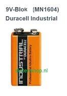 Duracell 9 volt blok