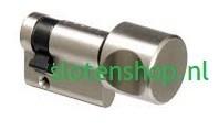Halve knopcilinder S2