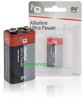 Alkaline 9 Volt blok